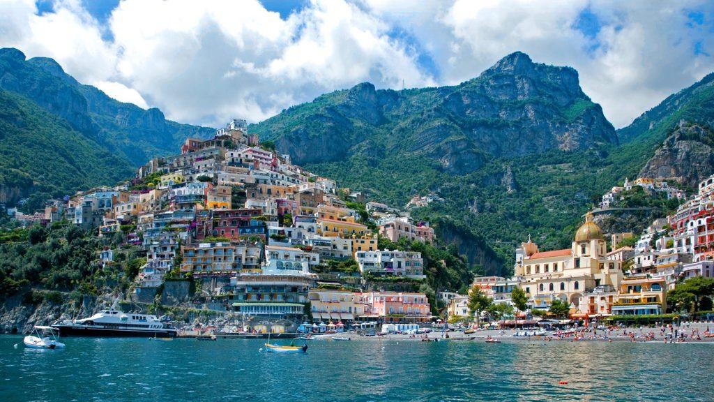 Capri Ischia Procida Positano Terme - Lighthouse Charter
